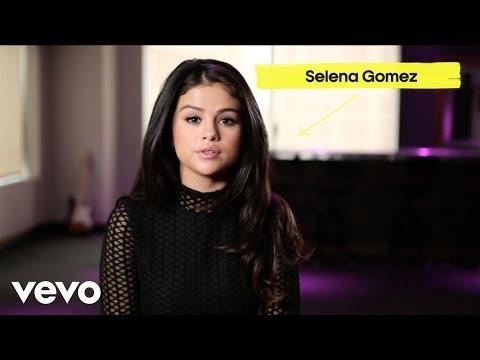 Selena Gomez - Same Old Love (Vevo Show & Tell)
