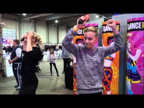 Just Dance til NetParty Fyn