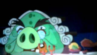 Angry Birds Toons Golditrotters Clip #3 Tired