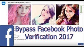Bypass Facebook Photo Verification Urdu/Hindi
