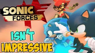 Sonic Forces Isn