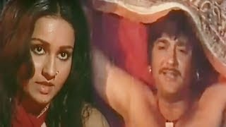 Reena Roy refuses to get intimate with Sunil Dutt - Ganga Aur Suraj - Scene 8/20