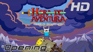 Hora de Aventura: Intro (Latino Ver. 2) HD