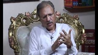 Interview Dr. Arif Alvi - General Secretary Pakistan Tehreek-e-Insaaf.