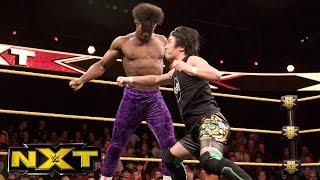 HoHo Lun vs. The Velveteen Dream: WWE NXT, June 28, 2017