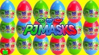 PJ Masks Surprise Eggs