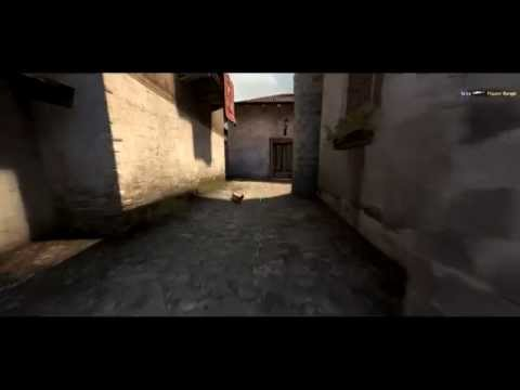 fe'za vs mix @ ace with awp/five-seven