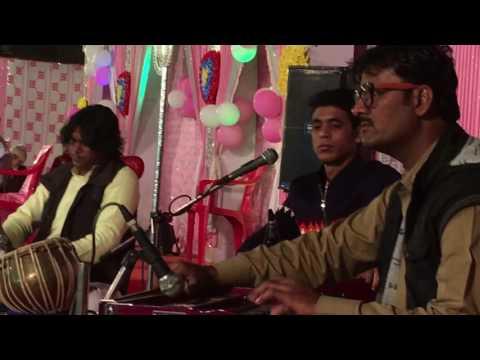 Kinna sona tenu, live in Bikaner(R.J) India Sung (Shahzad Ali) tribute to Ustad Nusrat Fateh Ali kh