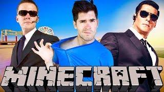 MIS PROPIOS GUARDAESPALDAS! | Minecraft | Parte 11 - JuegaGerman