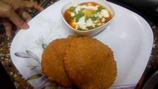 Bazaar Ki Bedmi Poori aur Tasty Sabji ghar mein banayen aur sabse tariff payen....