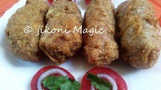 Kenyan Kebabs - Fast Food Restaurant Style Kebabs - Jikoni Magic