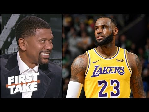LeBron more likely to win an Emmy than an NBA title with the Lakers – Jalen Rose First Take