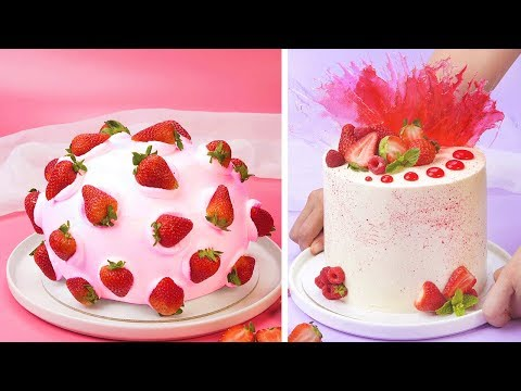 Amazing Colorful Cake Decorating Ideas In The World Tasty Cake Hacks Recipes Beyond Tasty