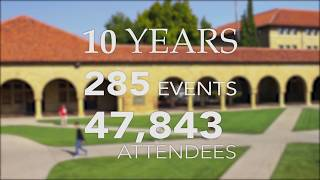 Iranian Studies at Stanford Celebrates 10 Years