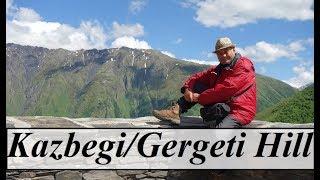 Georgia/Kazbegi (Gergeti Trinity Church/Hill-3) Part 31