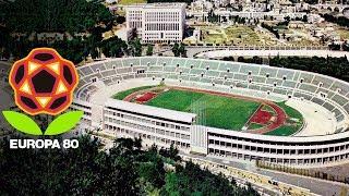 UEFA Euro 1980 Italy Stadiums