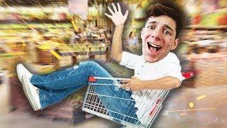 SHOPPING INSANITY | Last Chance Supermarket