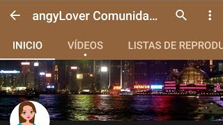 hay nuevo canal Angy Lover