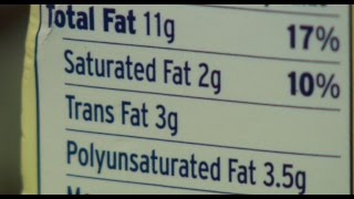 Death knell sounds for trans fat
