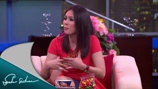 Sarah Sechan Guest - Wulan Guritno - Artis