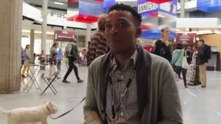 Roving Reporter chats to Jonas Lekganyane of Rams Comics