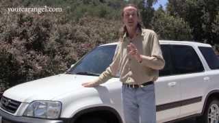 Honda CR V Used Car Review