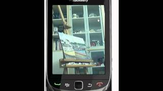 How to Navigate around the CAMultimate Blackberry Camera & Effects Editor App