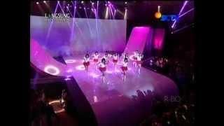 Cherrybelle ~ Brand New Day | Konser 2 Tahun Cherrybelle Cari Cinta | 27-02-2013