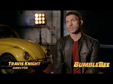 Bumblebee (2018) - Meet Director Travis Knight - Paramount Pictures