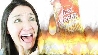 CHEX XTREME HOT SRIRACHA Smash Mallows & more - American Taste Test