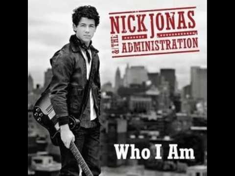 Nick Jonas & The Administration - Who I Am .