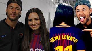 Demi Lovato y Neymar JUNTOS!!!
