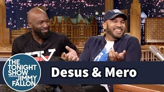 Desus & Mero Give Their Hot Takes on Shark Week and O.J. Simpson's Parole