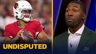 Kyler Murray's struggles in preseason loss to Raiders isn't concerning — Jennings   NFL   UNDISPUTED