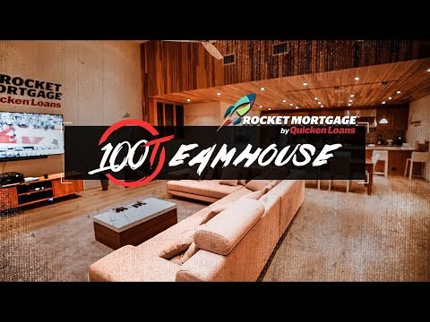 Xxx Mp4 100 Thieves Rocket Mortgage Team House Tour 3gp Sex