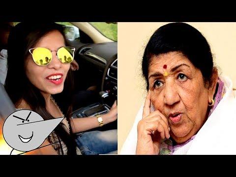 Xxx Mp4 Lata Didi Reacted On Dhinchak Pooja Songs 3gp Sex