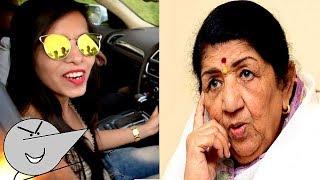 Lata Didi Reacted On Dhinchak Pooja Songs | Big Boss 11