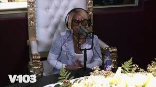 Mary J Blige Gets Emotional While Talking Love & Music w/ Big Tigger