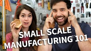 7 Tips to Start Small Scale Manufacturing   Business Ideas for Product Makers
