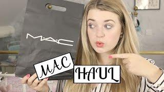 MAC Haul | Emily Steele