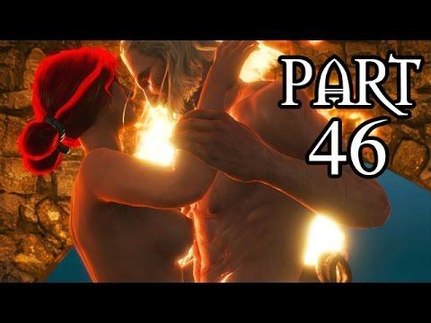 Let's Play The Witcher 3 Wild Hunt Deutsch #46 - XXL Folge mit XXX Triss