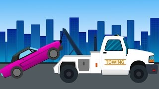 Tow Truck Video