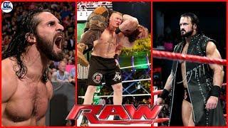 WWE Monday Night Raw- November 5, 2018 Highlights Preview   Raw 5/11/2018 Highlights
