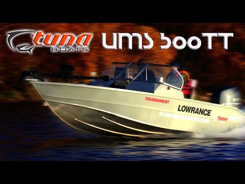 лодка туна 500 тт