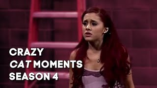 Victorious - Crazy ''Cat'' Moments