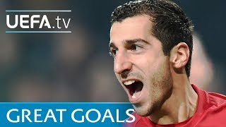 Henrikh Mkhitaryan - Five great goals