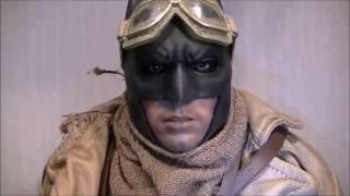 Hot Toys Knightmare Batman Exclusive Batman V Superman Review
