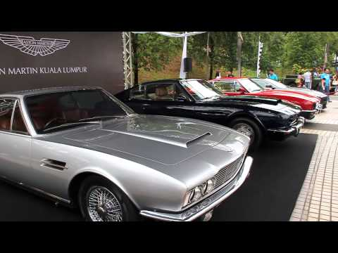 Sultan of Johor s Rare Car Collections M1 SL300 Lagonda LG6 DBS and more