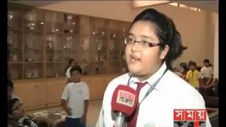 NASA Trip of DPS STS School Dhaka  Somoy TV Programme Telecast