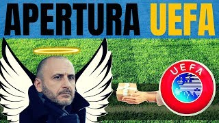 L'INTER SORRIDE: UEFA APRE PER LA LISTA CHAMPIONS | PROBLEMI RISOLTI? VEDIAMO